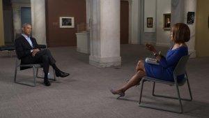 Μπαράκ Ομπάμα στο CBS:  Δεν έχασα ποτέ την ελπίδα τα τελευταία τέσσερα χρόνια