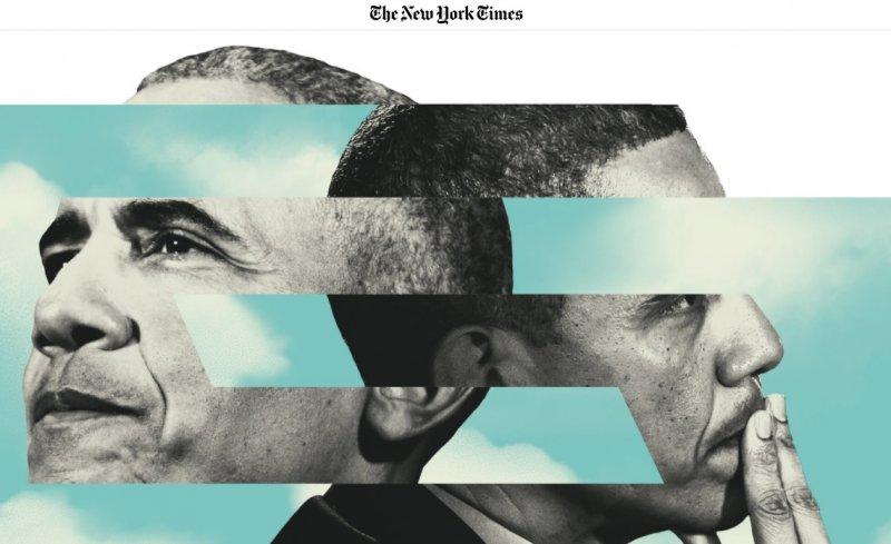 New York Times για τη Γη της Επαγγελίας: Ο Μπαράκ Ομπάμα αποδεικνύεται εξαιρετικός συγγραφέας