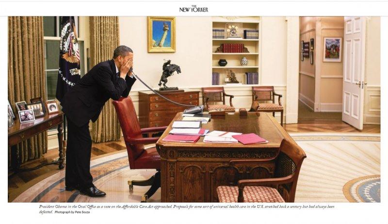 ΓΗ ΤΗΣ ΕΠΑΓΓΕΛΙΑΣ: Η πρώτη προδημοσίευση του βιβλίου του Μπαράκ Ομπάμα
